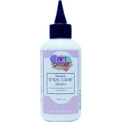 Art Glitter Designer Dries Clear Adhesive - 4oz