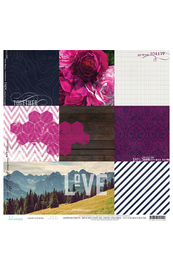 Heidi Swapp Hawthorne Cardstock - 9th and 9th