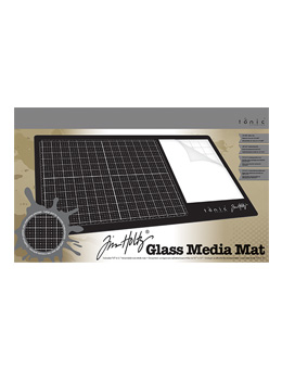 Tonic Glass Media Mat