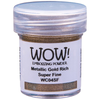 WOW! - Metallic Gold Rich Super Fine Embossing Powder