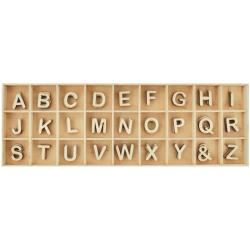 Lucky Dip Wooden Alphabet Set