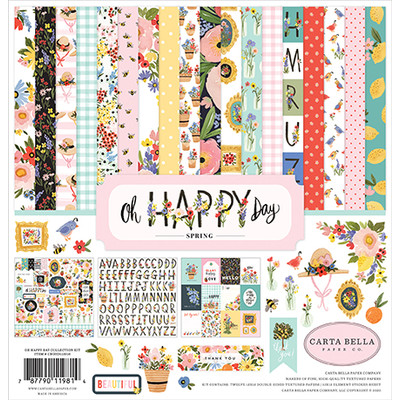 Oh Happy Day - Collection Kit