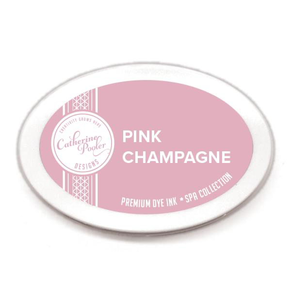 Spa Collection - Pink Champagne Ink Pad