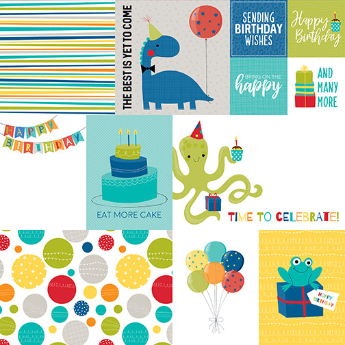 Wish Big Daily Details Cardstock