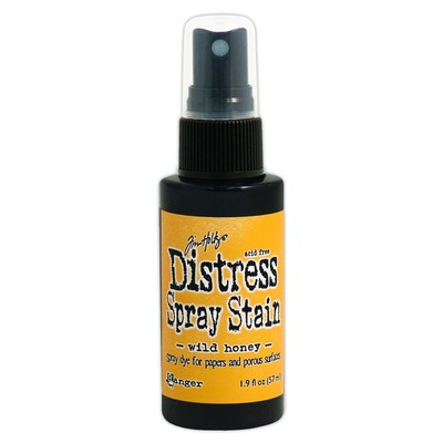 Tim Holtz - Wild Honey - Distress Spray Stain