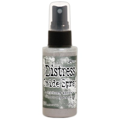 Hickory Smoke Distress Oxide Spray