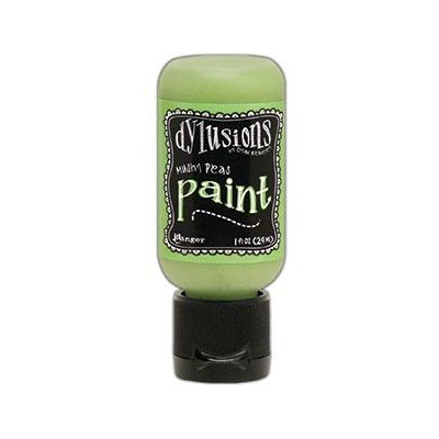 Dylusions Paint - Mushy Peas
