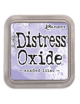 Shaded Lilac Distress Oxide Ink