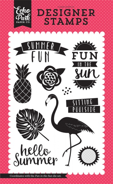 Fun in the Sun Stamp Set