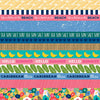 Island Escape Borders Cardstock
