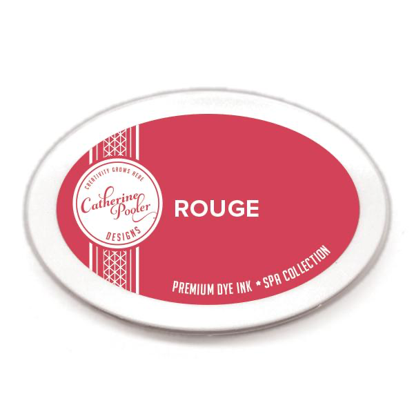 Catherine Pooler - Spa Collection - Rouge Ink Pad
