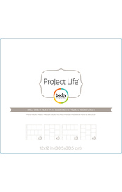 Project Life Small Variety Pack 3