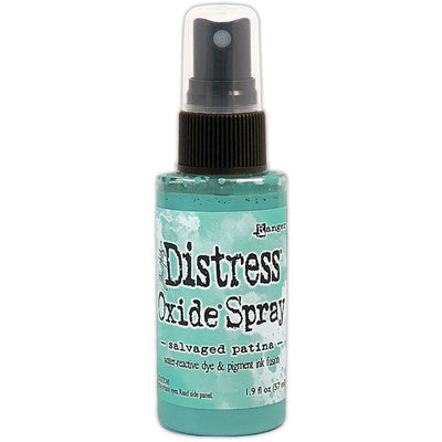 Tim Holtz - Distress Oxide Spray - Salvaged Patina