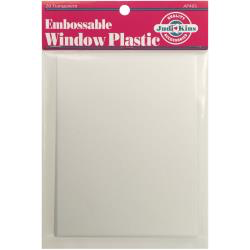 Judikins - Embossable Window Plastic