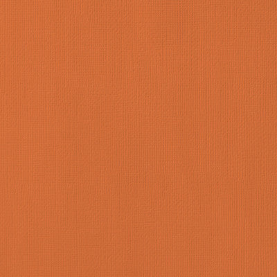 American Crafts - Apricot Textured Cardstock