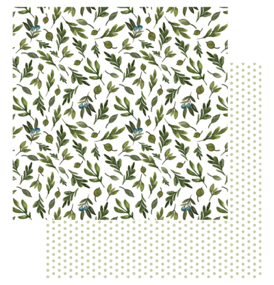 Urban Garden - Community Green Cardstock