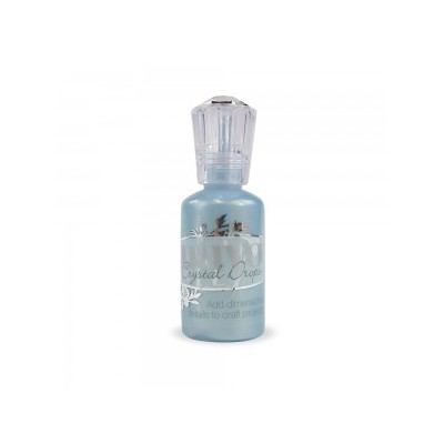 Nuvo Crystal Drops - Wedgewood Blue