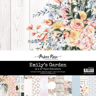 Paper Rose - Paper Collection - Emily's Garden