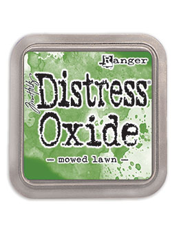 Mowed Lawn Distress Oxide Ink