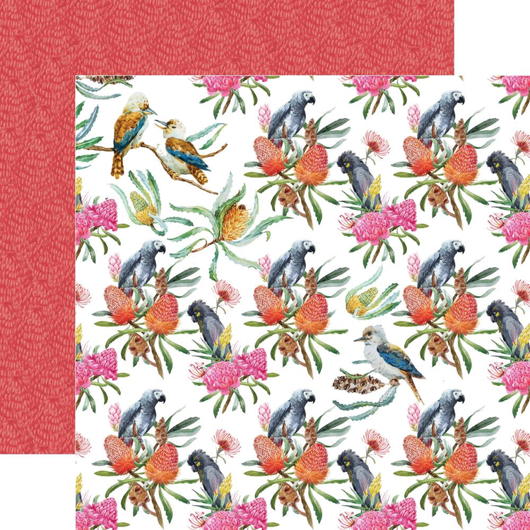 Native Breeze - Native Flock Cardstock