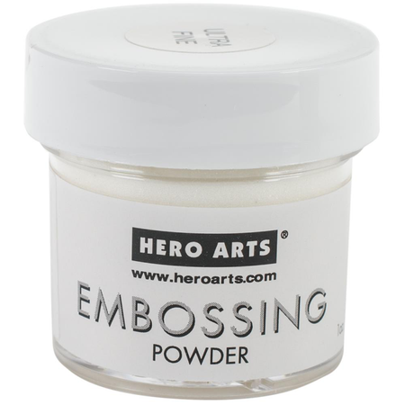 Hero Arts - White Embossing Powder