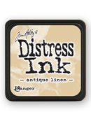 Antique Linen Mini Distress Ink