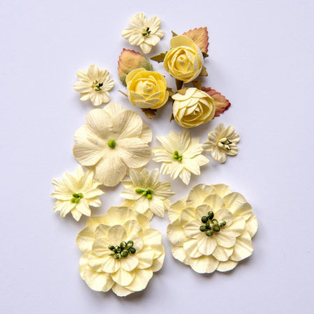 49 & Market - Country Blooms - Cream