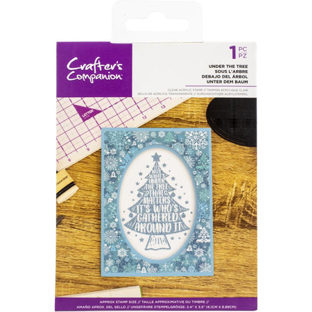 Crafter's Companion - Under the Tree Stamp