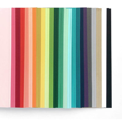 Concord & 9th - Cardstock Pack - Assorted Colors