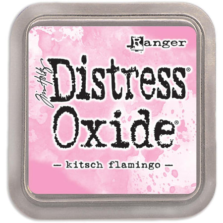 Distress Oxide Ink Pad - Kitsch Flamingo