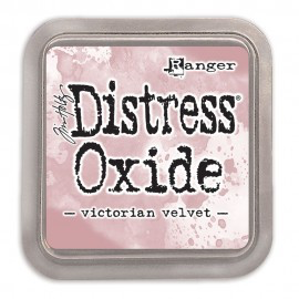 Victorian Velvet Distress Oxide Ink