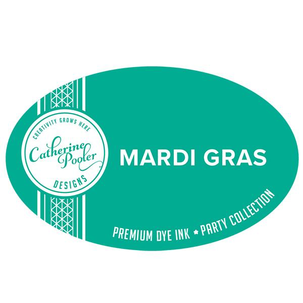 Party Collection - Mardi Gras Ink Pad