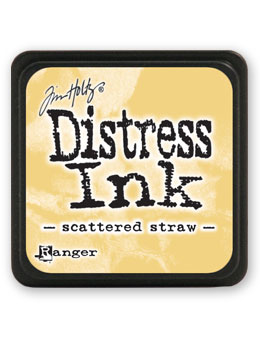 Scattered Straw Mini Distress Ink