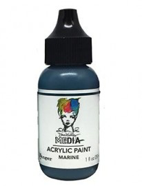 Marine Acrylic Heavy Body Paint