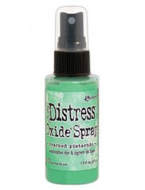 Cracked Pistachio Distress Oxide Spray