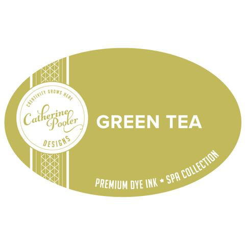 Spa Collection - Green Tea Ink Pad
