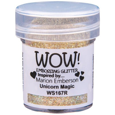 WOW! - Unicorn Magic Embossing Glitter