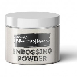 Brutus Monroe - Alabaster White Embossing Powder