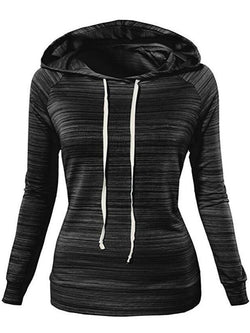 Slim Casual Sports Style Cool Hoodie