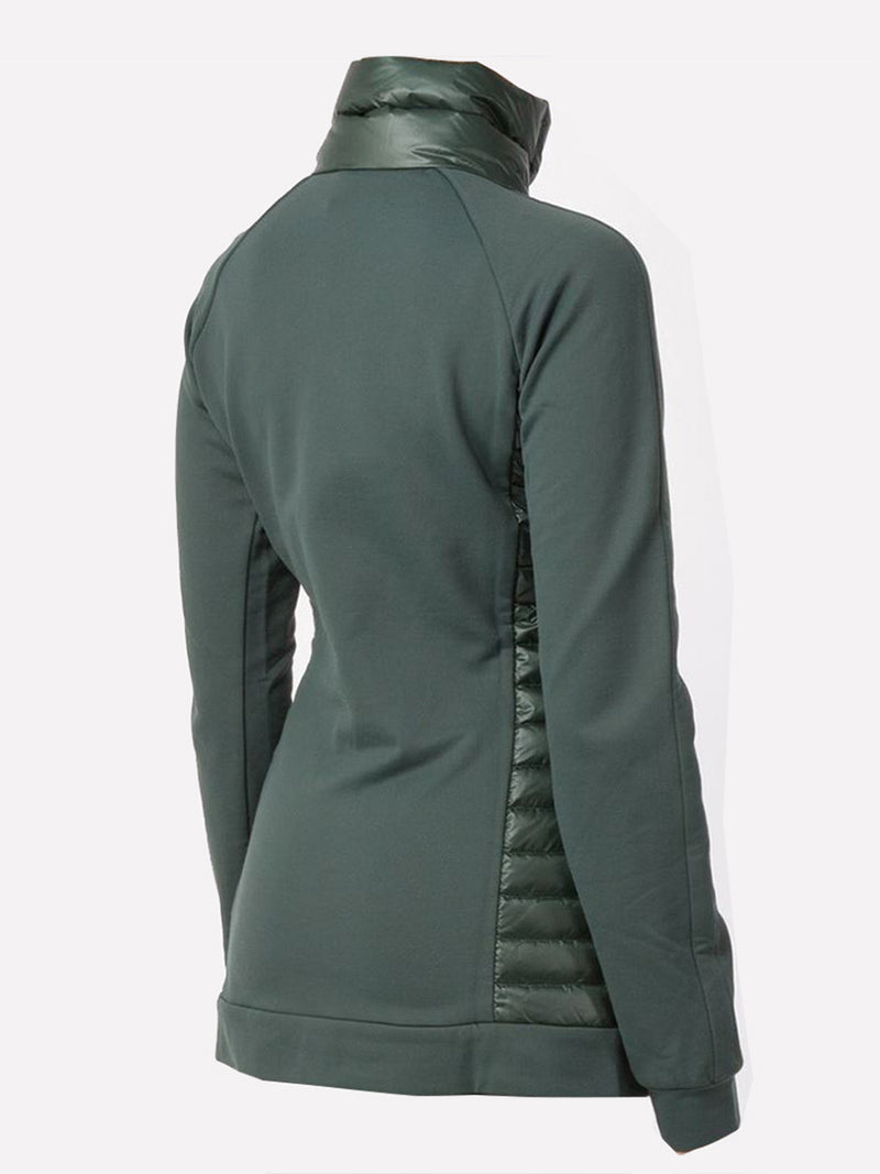 Slim Zipper Turtleneck Cool Hoodie