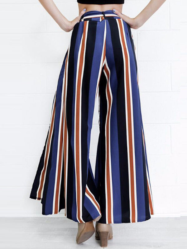 Fashion Striped Pants
