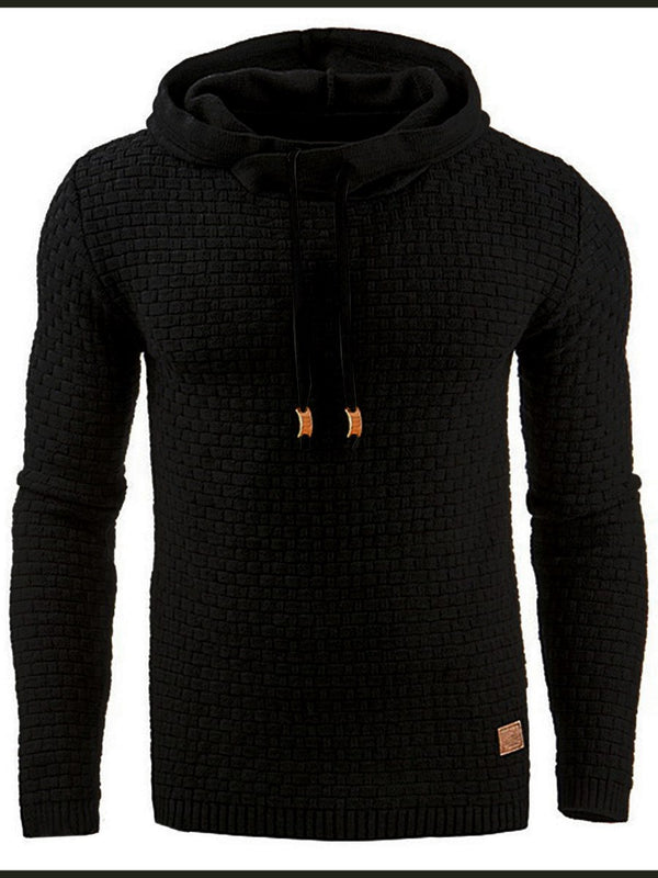 Sweat-shirt Homme Pure Pull-Over Pull Capuchon