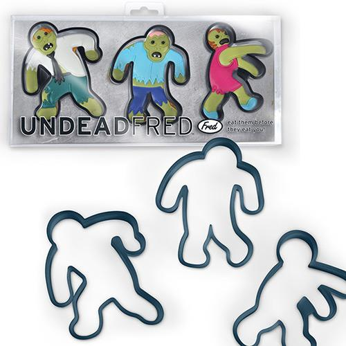 Zombie Cookie Cutters - Pack of 3