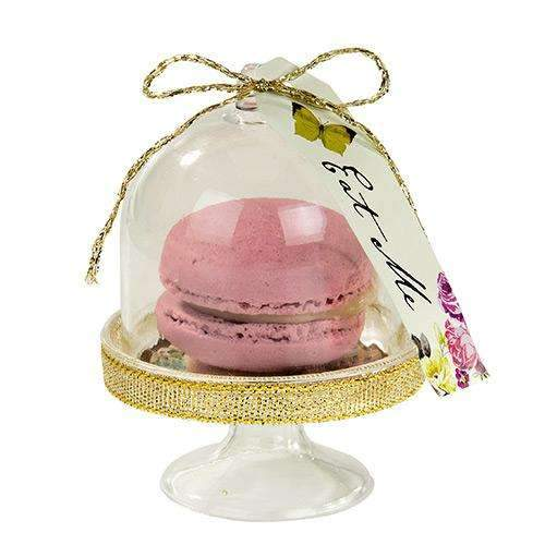 Alice in Wonderland Curious Cake Domes - Pack of 6
