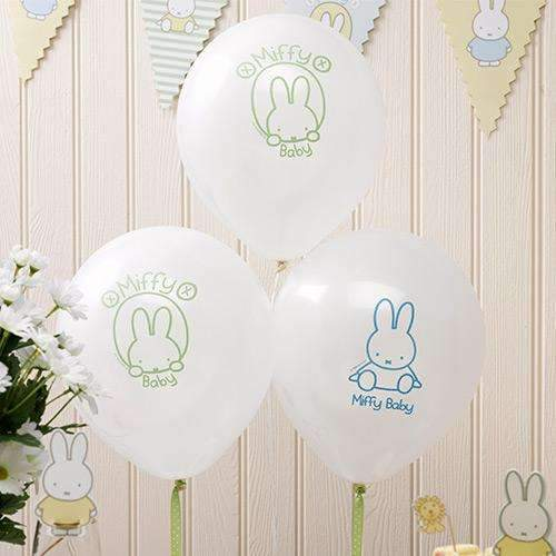 Baby Miffy Latex Balloons