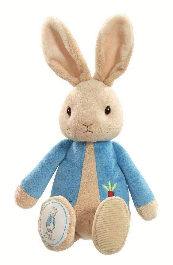 Beatrix Potter's My First Peter Rabbit