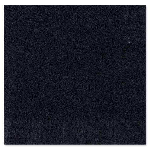 Black Napkins - Pack of 20