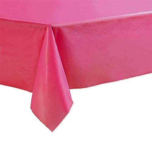 Bright Pink Tablecover 1.4m x 2.8m