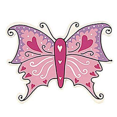 Butterfly Wooden Magnet