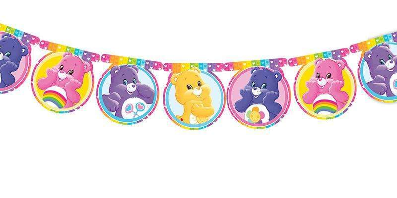 Care Bears Party Banner